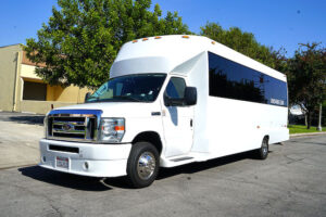 Glendale Party Bus