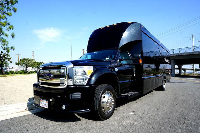 Burbank Party Bus